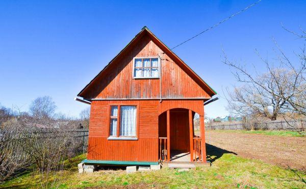 Дачный домик на 15 сотках в деревне Муромцево